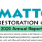 The 2020 Annual Report is here!